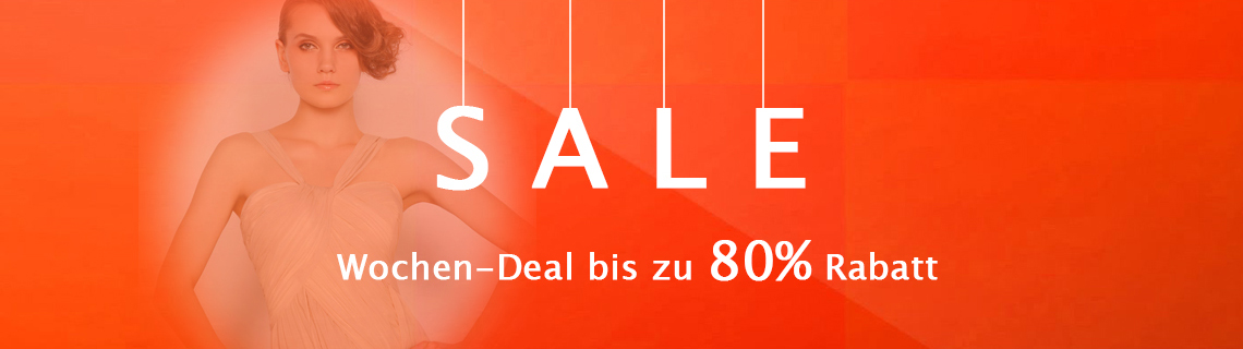 Sale mit 80% off
