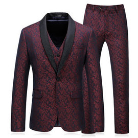 Smoking Tragen Herren Prom Party Designs Slim Fit