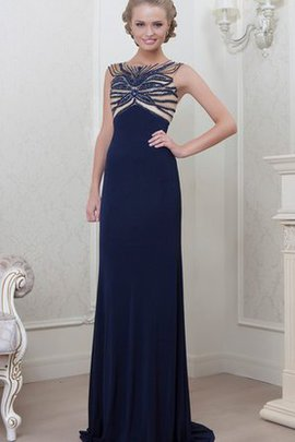 Attraktives Bodenlanges Ballkleid mit Empire Tailler