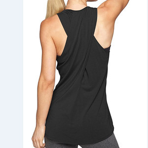 Polyester Rundkragen Temperament Leger Mode Tank Top Kleid