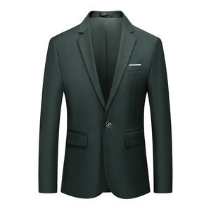 Blazer Slim Fit Büroarbeit Business Event Männer Herren