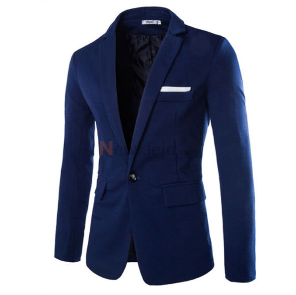 Blazer Blazer Slim Fit Casual Cord Mens Fashion - Bild 1