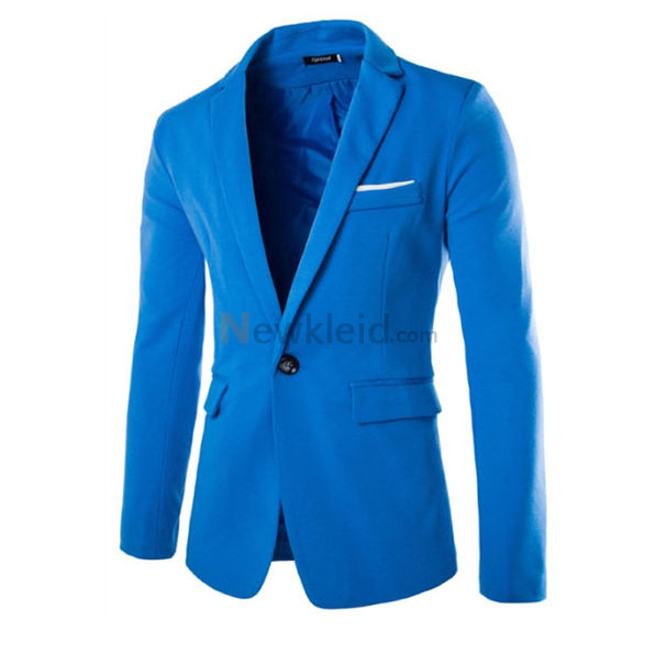 Blazer Blazer Slim Fit Casual Cord Mens Fashion - Bild 2