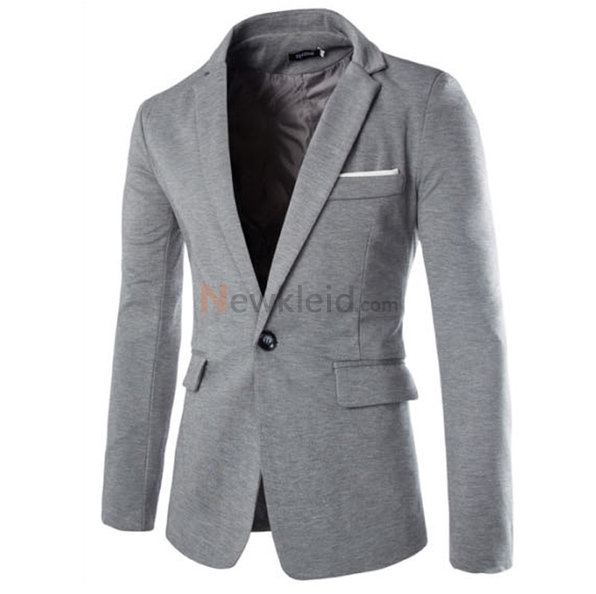 Blazer Blazer Slim Fit Casual Cord Mens Fashion - Bild 4