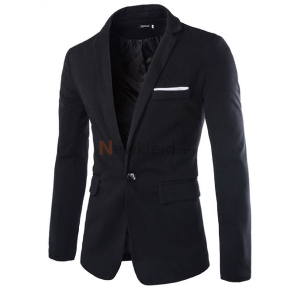 Blazer Blazer Slim Fit Casual Cord Mens Fashion - Bild 3